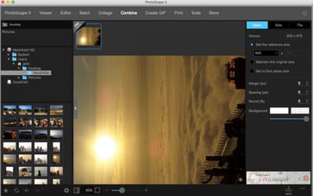 PhotoScape for Mac OS X